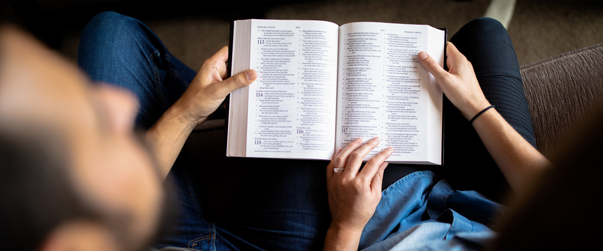 There is healing in God's Word!